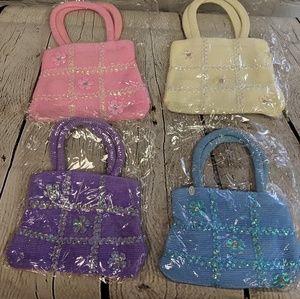 Handbags - Four super cute mini purses